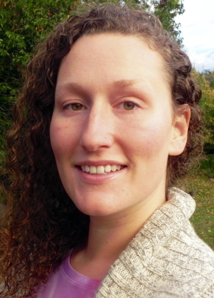 Simone Jaggers Massage Therapist West Seattle