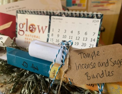 Holiday Gift Guide: TEMPLE- Incense and Sage Bundles
