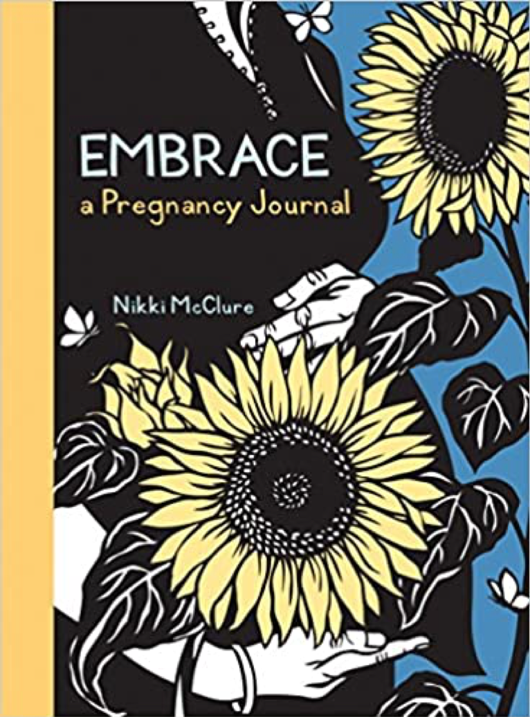 Embrace Journal Cover