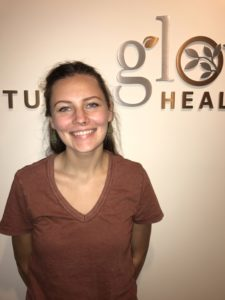 Bridget Simmonds, Massage Therapist